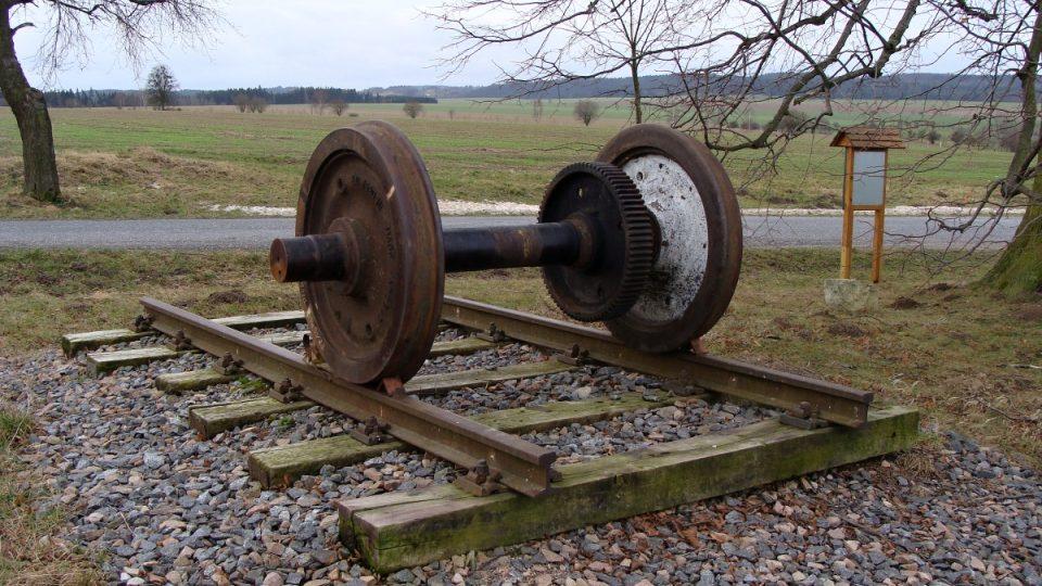 Nejkratší železniční trať v Česku