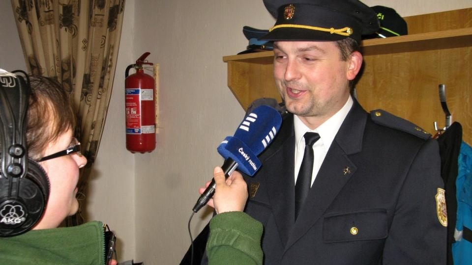 Hasič Václav Ryska