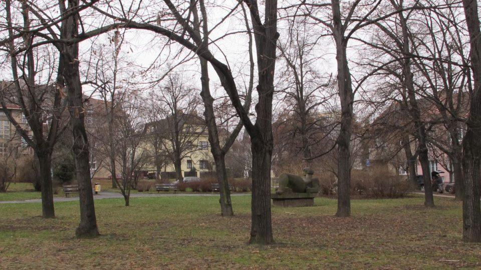 Park Zahradního města, Praha 10