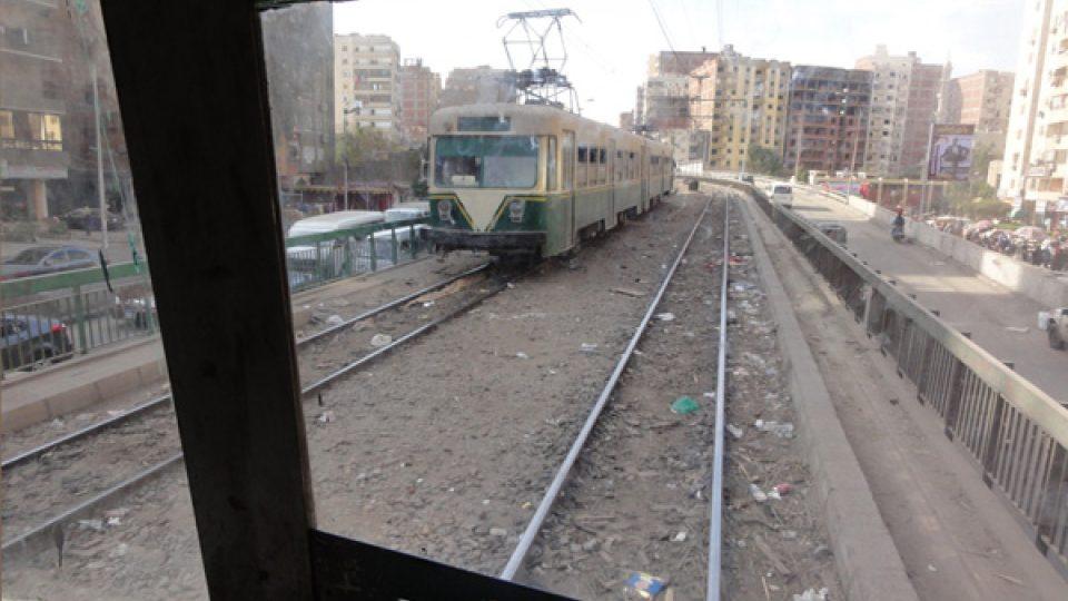 I poslední káhirská tramvajová trať letos zřejmě skončí