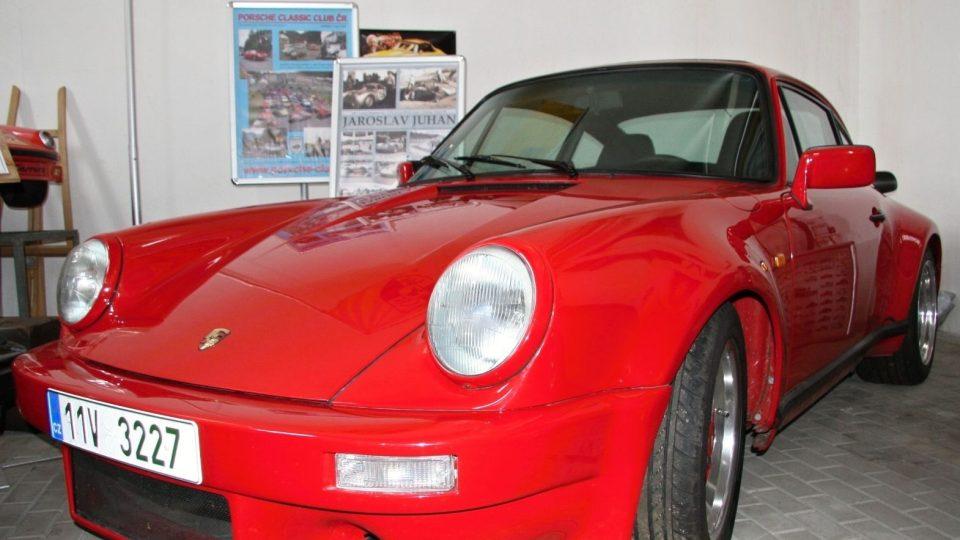 Vratislavice - automuzeum v rodišti Ferdinanda Porsche