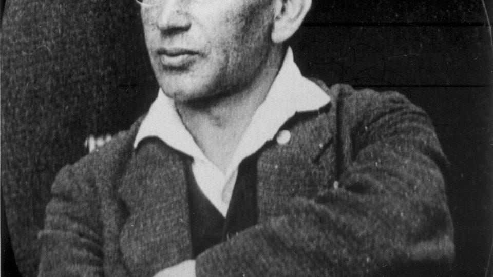 Arnošt Hrabal ve Vídni 1924