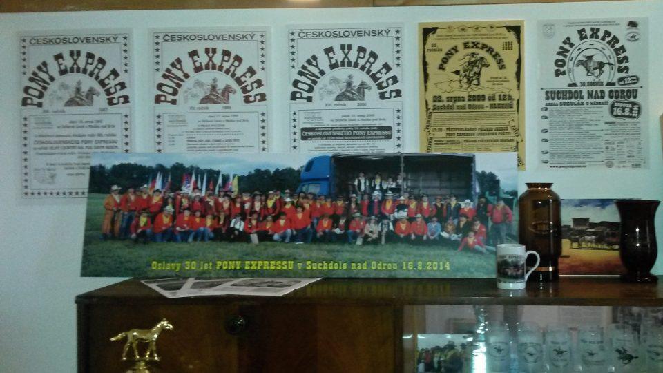 Pony Express v Suchdole nad Odrou slavil 30 let