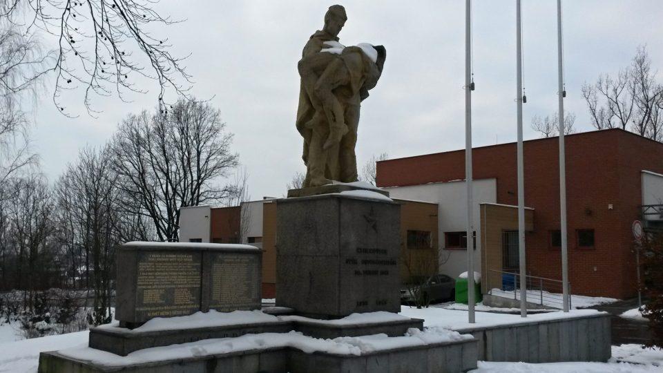 Klimkovický památník