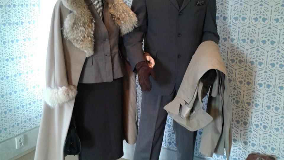 Expozice o historii textilní a galanterijní výroby v Bílovci