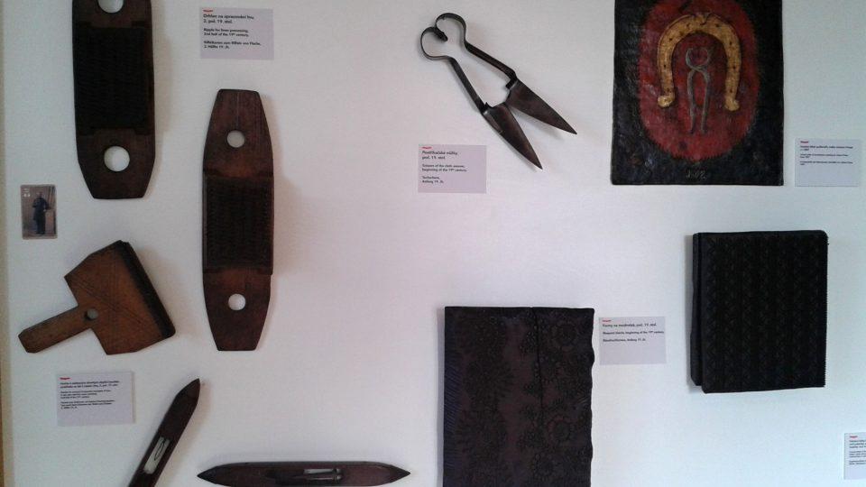 Textilní výroba má v Bílovci tradici už od středověku