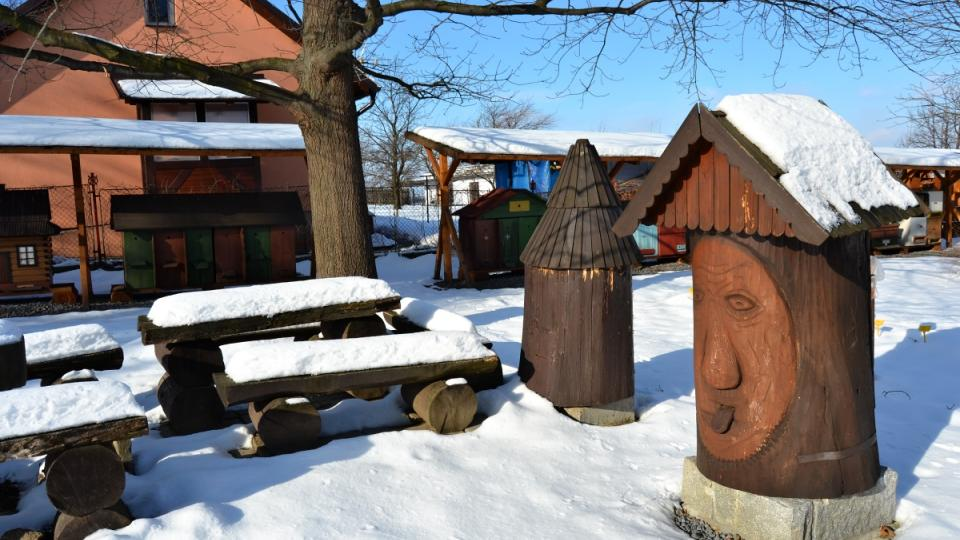 Muzeum včelařství v Chlebovicích