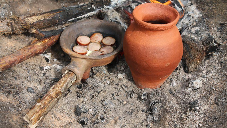 Historické nádobí