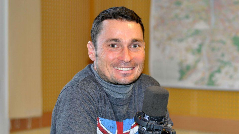 Paralympionik Jiří Ježek