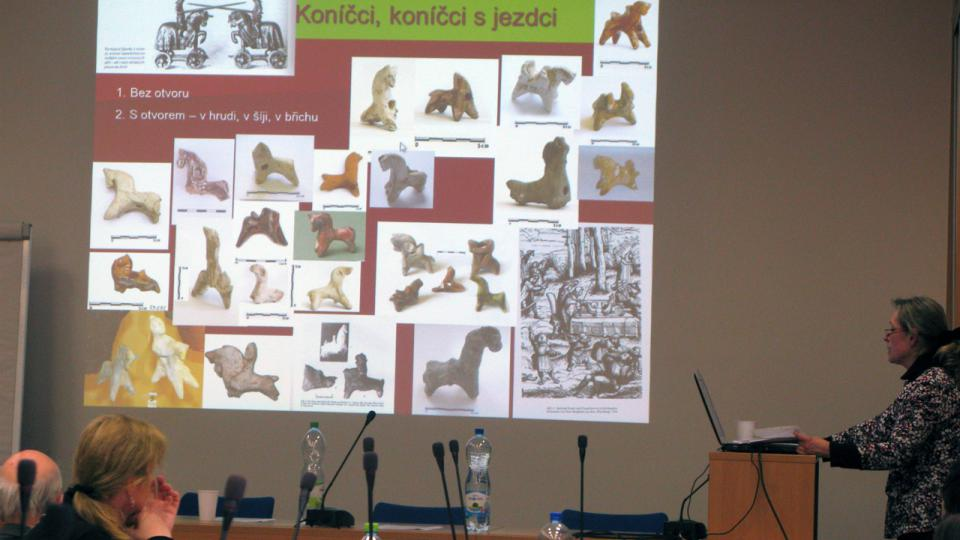 PhDr. Zdeňka Měchurová, CSc. zasvětila svou přednášku dětem