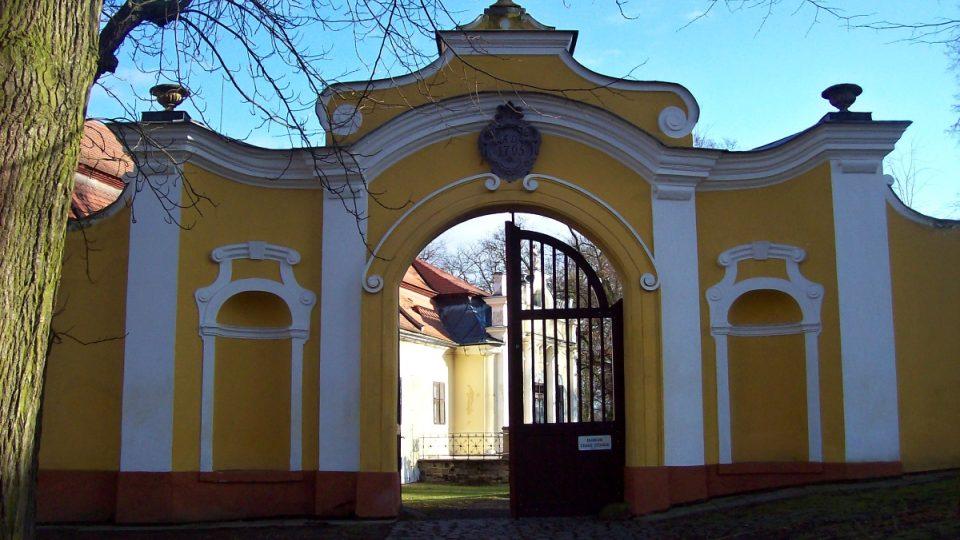 Perucké muzeum české vesnice