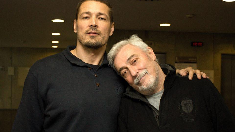 Petr Jákl a Jan Rosák