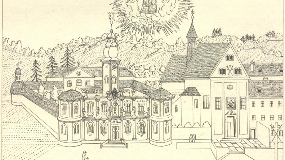 Štoček Loreta a kostel sv. Josefa