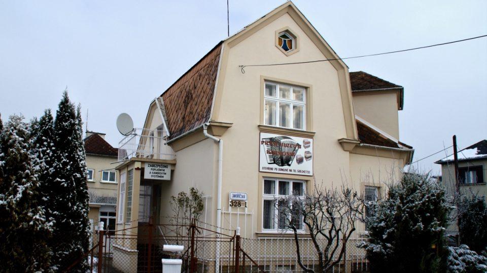 Muzeum harmonik v Litovli