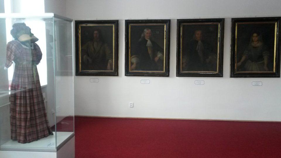 Muzejní část Staré školy
