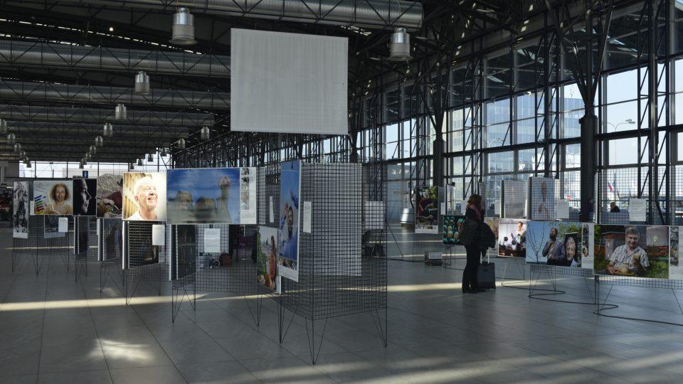 Výstava Meteoru bude na Terminálu Sever 2 k vidění až do 28. února 2015