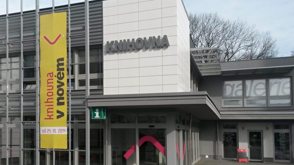 Nová budova třinecké knihovny