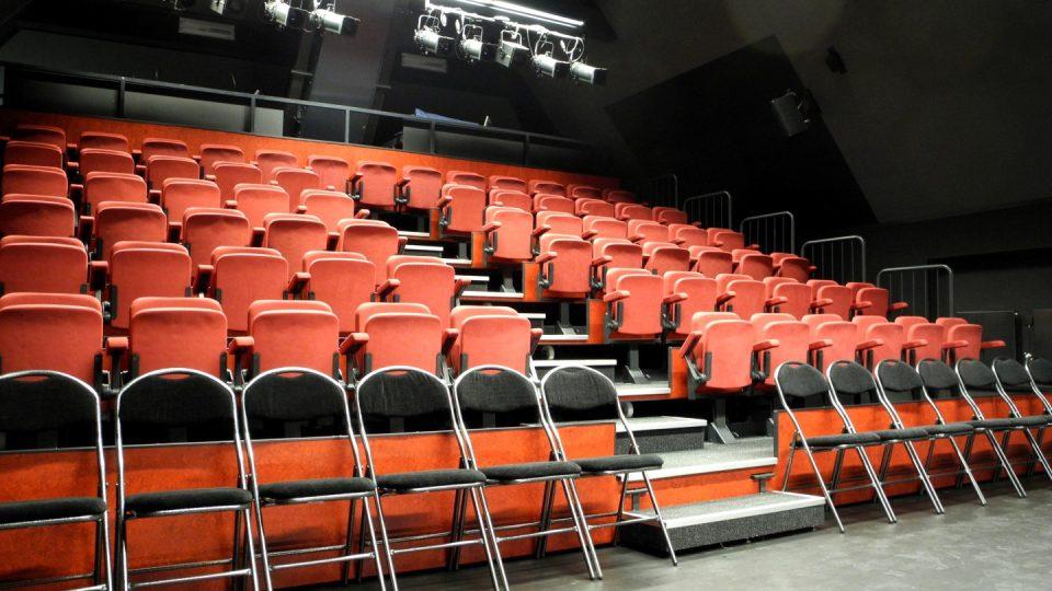 Nová scéna Jihočeského divadla Na půdě