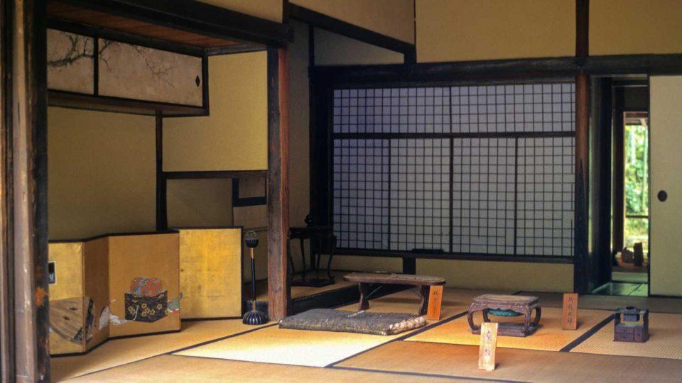 Japonský interiér