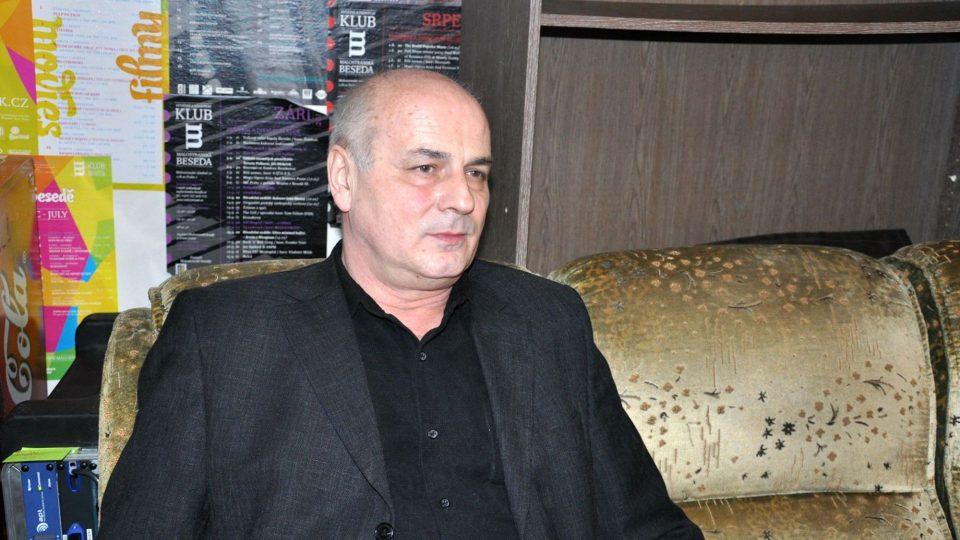 Klavírista Lubomír Nohavica