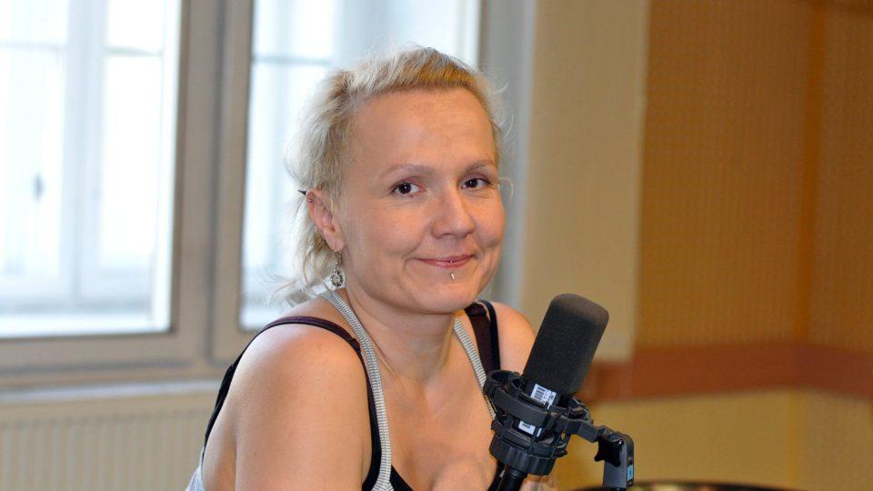 Míša Tučná, dcera zpěváka Michala Tučného