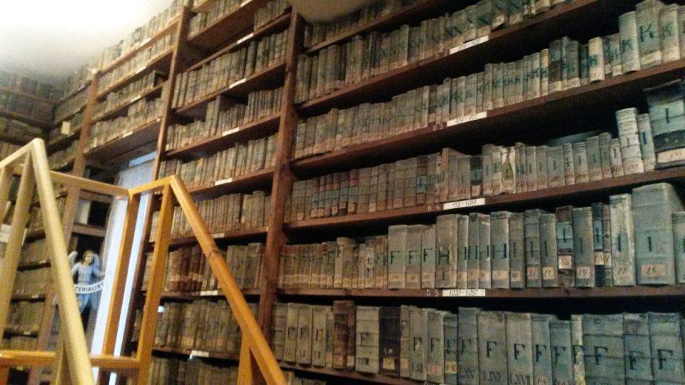 Knihovna slánského muzea