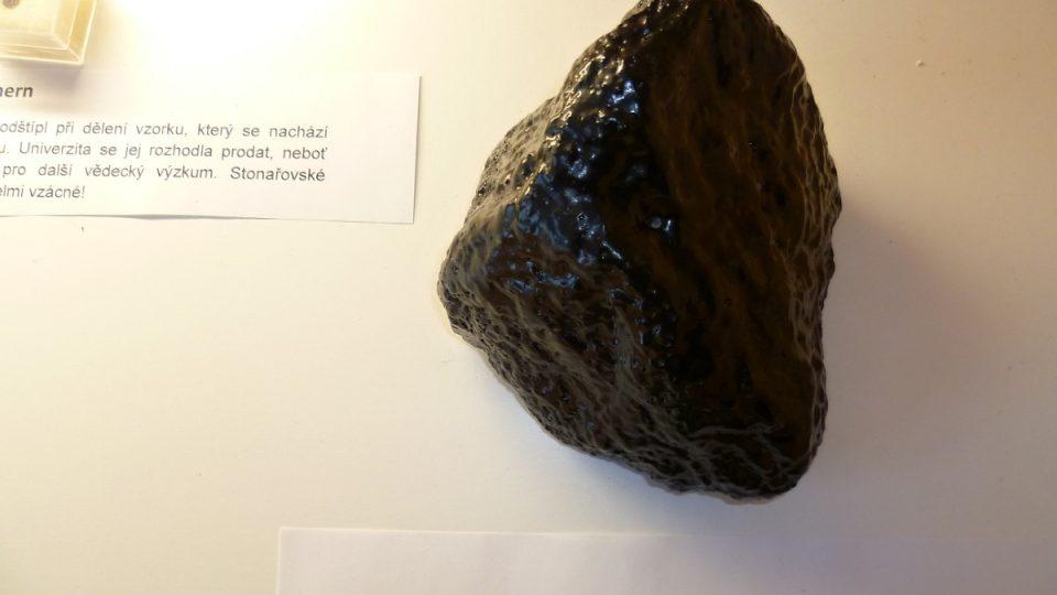 Napodobenina meteoritu
