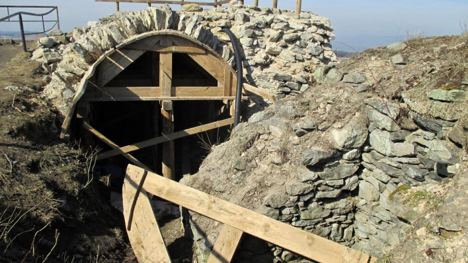Jak se staví středověký hrad