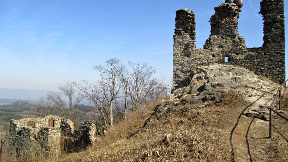 Nejvyšší bod hradu