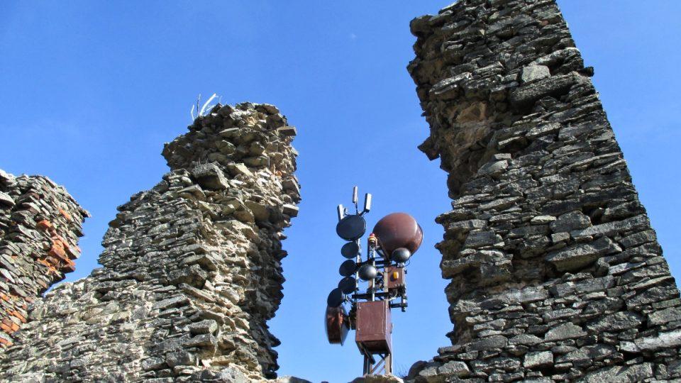 Středověk a současnost pohromadě