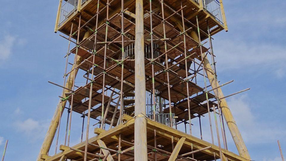 Rekonstrukce Toulovcovy rozhledny