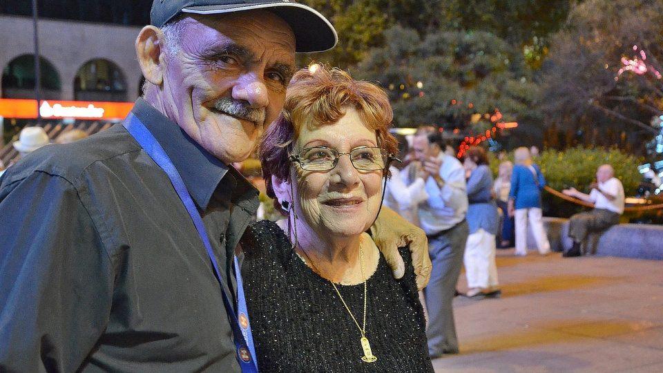 Daniel Prates a Graciela Otero organizují tango na náměstí už deset let
