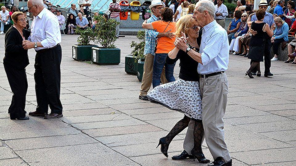 Radost z pohybu lze mít v každém věku. Senioři se rozhodně zahanbit nenechávají