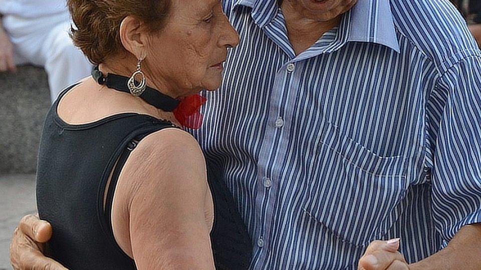 Tango, to je vášeň