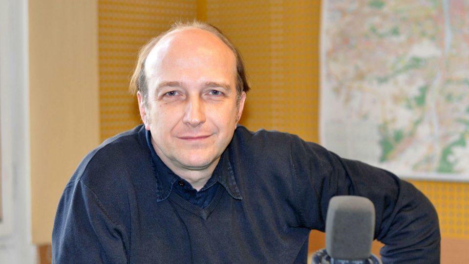 Herec Jan Vondráček