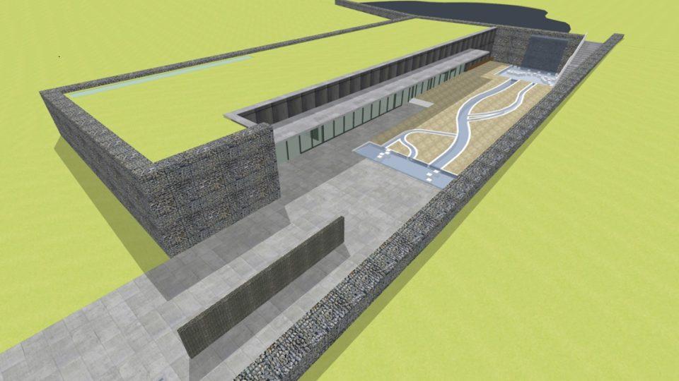 Vizualizace Vodního domu