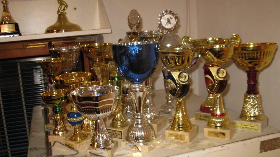 Další poháry