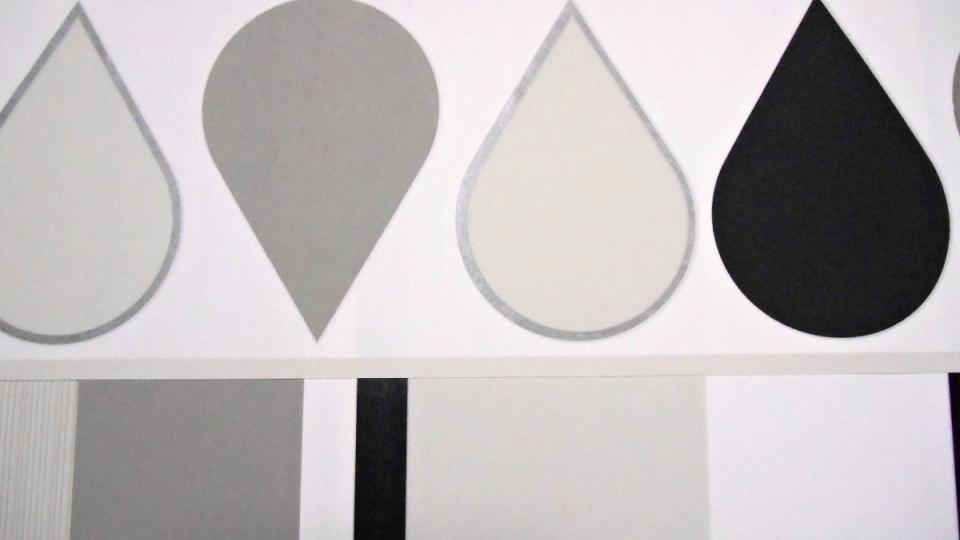 Moderní tapetové vzory
