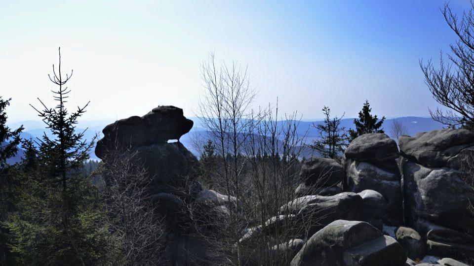 Čapí vrch