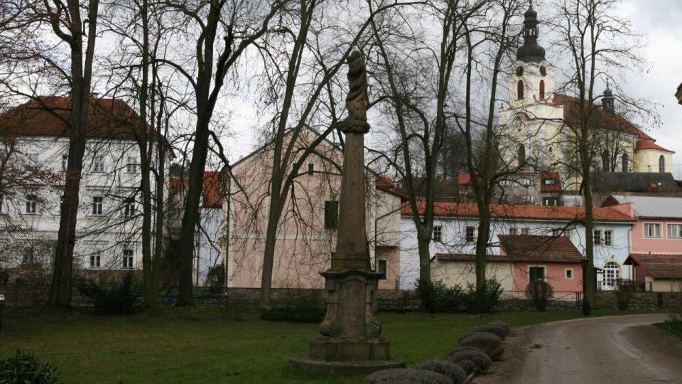 Kostel sv. Víta v Častolovicích