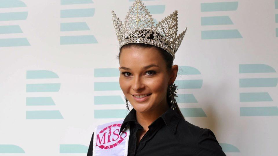 Česká Miss Nikol Švantnerová