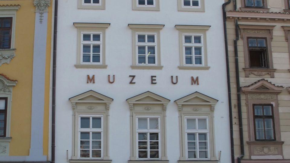 Národopisné muzeum Plzeňska, Chotěšovský dům (exteriér)