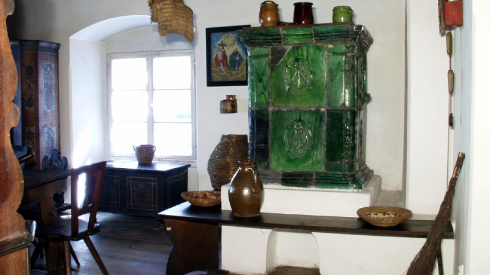 Interiéry-expozice