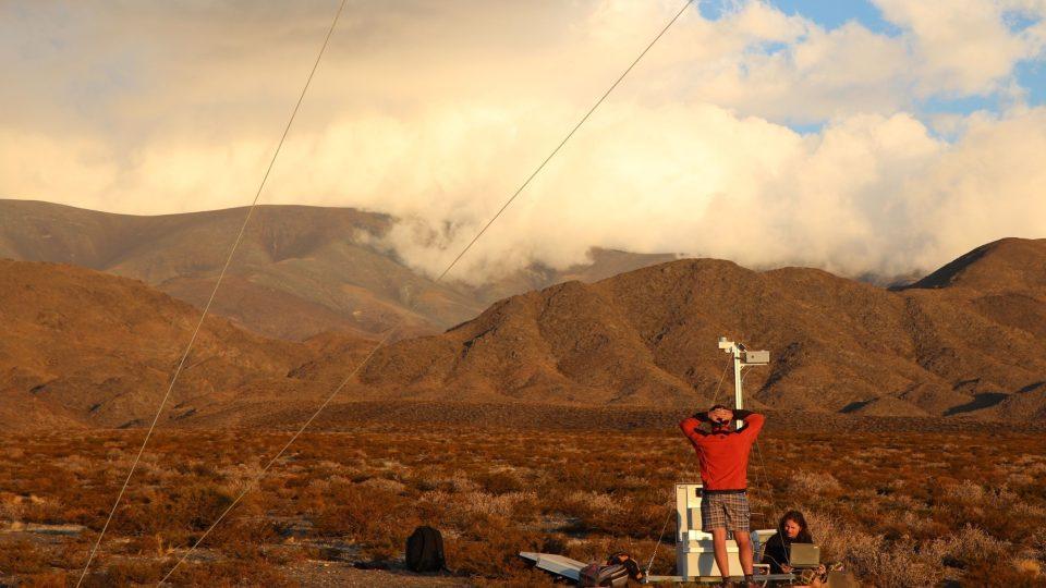 Argentina - Casleo - observatoř