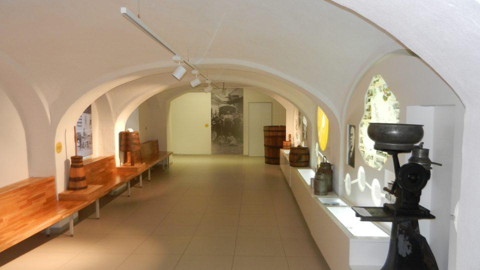 Muzeum Olomouckých tvarůžků v Lošticích.JPG