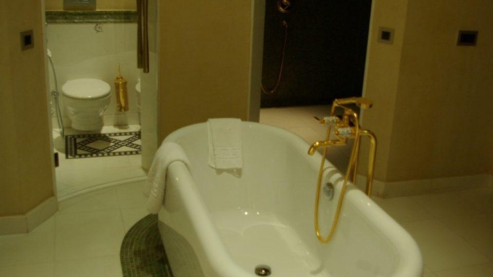 Luxusní apartmán pro movité zájemce