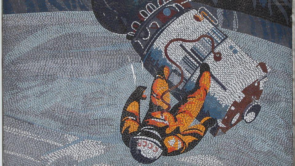 Mozaika Fritze Eisela