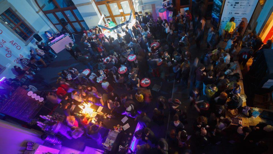 Večerní party na AFO 2014