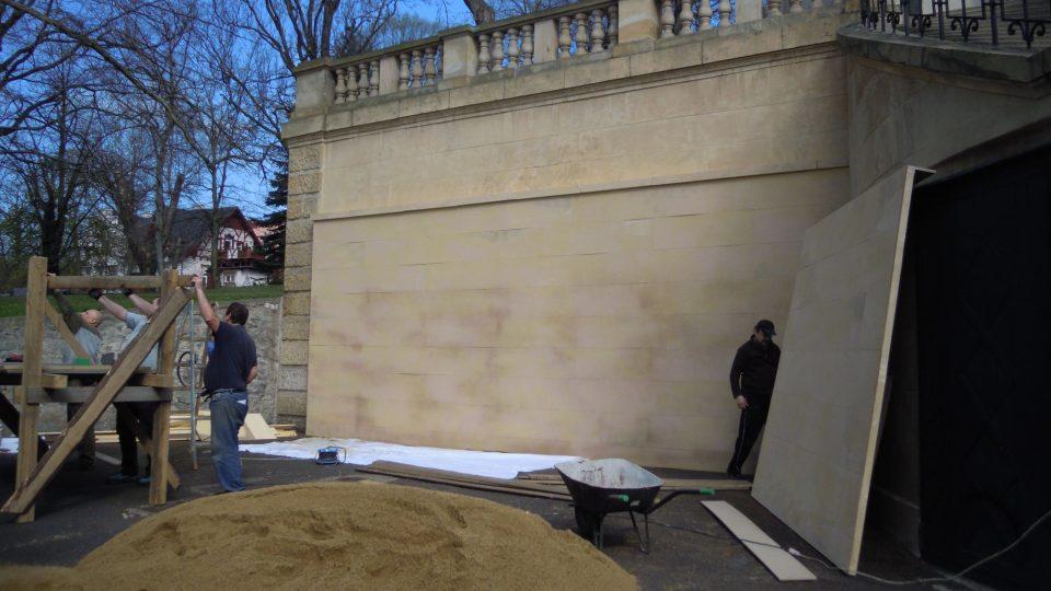 Příprava na natáčení Já Mattoni v Českém rozhlase Sever