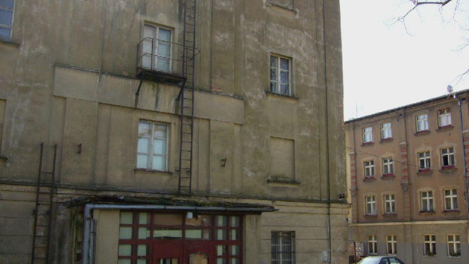 Bývalá ubytovna n.p. TON v Mimoni